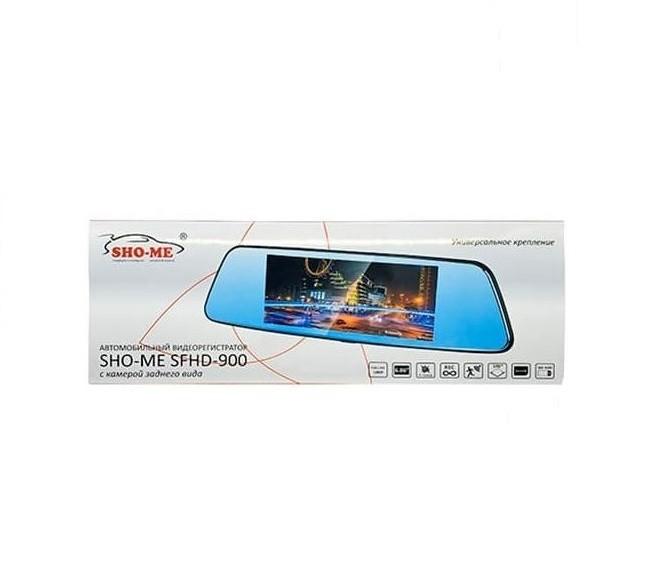 SHO-ME SFHD 900 - отзывы