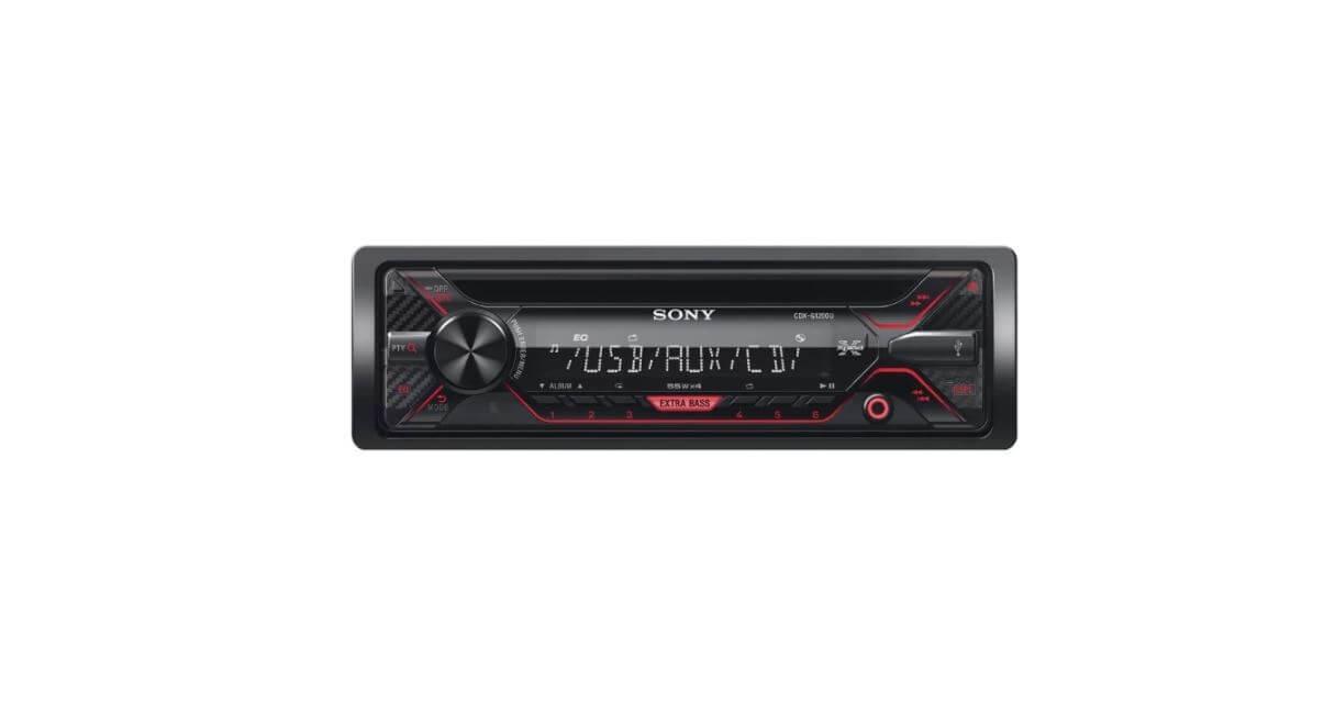 Sony CDX-G1300U(CDX-G1302U) - отзывы