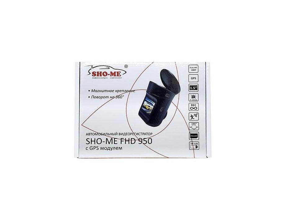 SHO-ME FHD-950 - отзывы