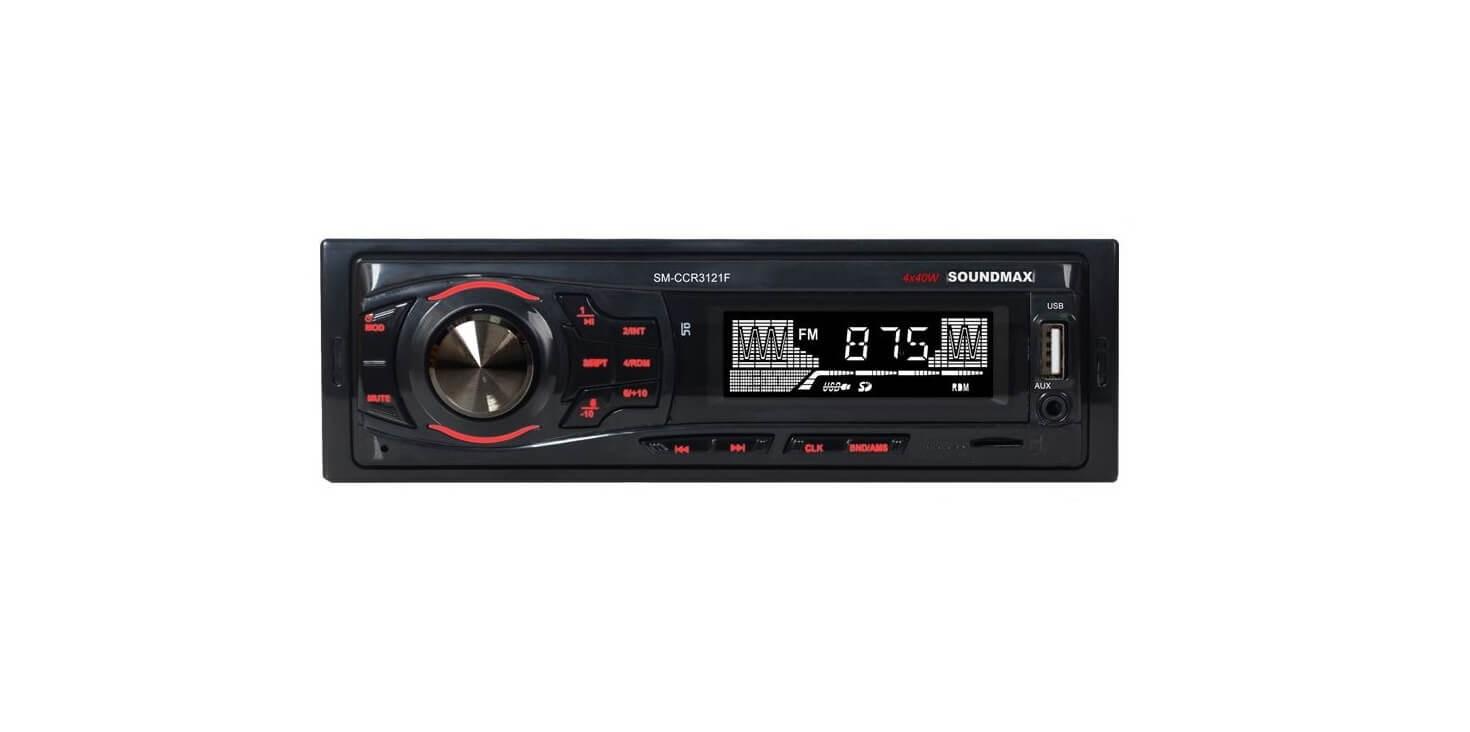 SoundMax SM-CCR3121F - отзывы