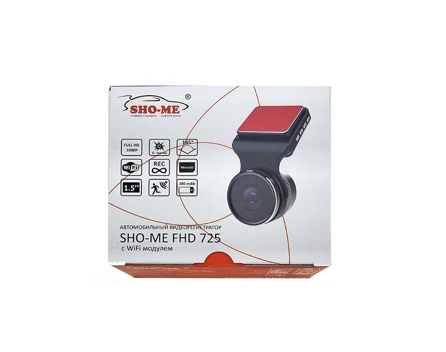 SHO-ME FHD 725 - отзывы