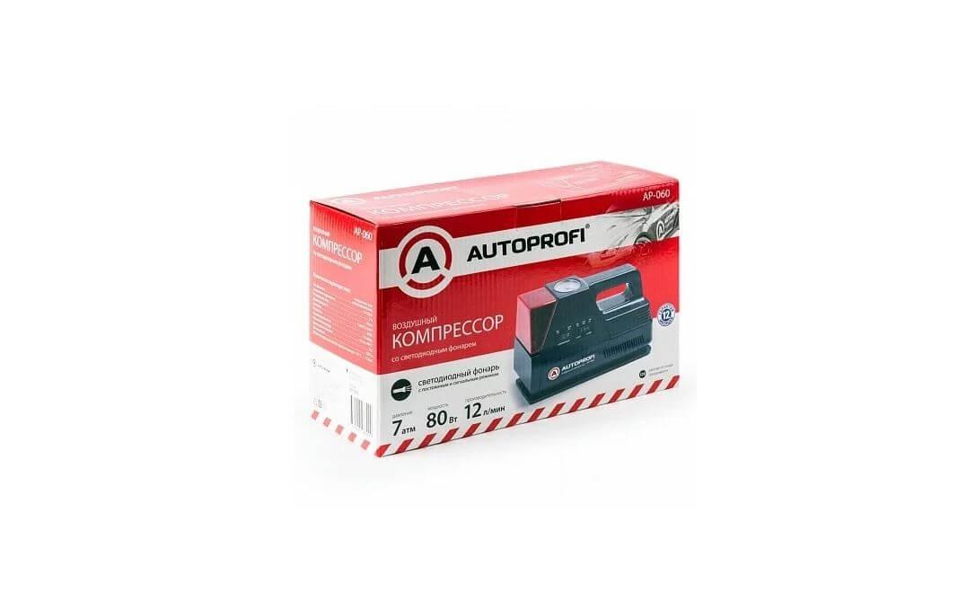 AUTOPROFI AP-060 - отзывы
