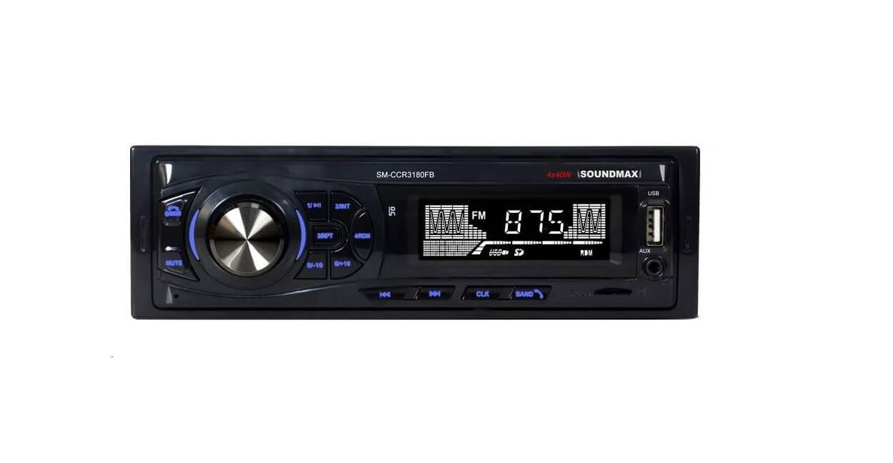 SoundMax SM-CCR3180FB - отзывы