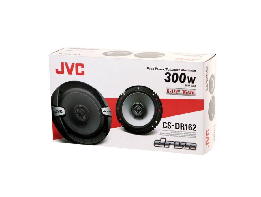 JVC CS-DR162 - отзывы