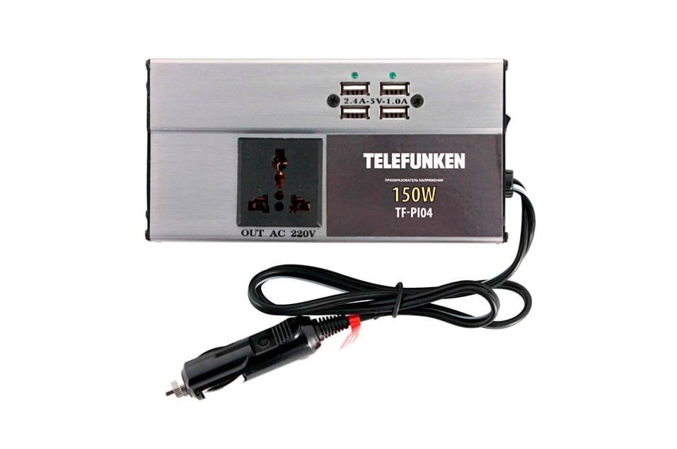 Telefunken TF-PI04 - отзывы