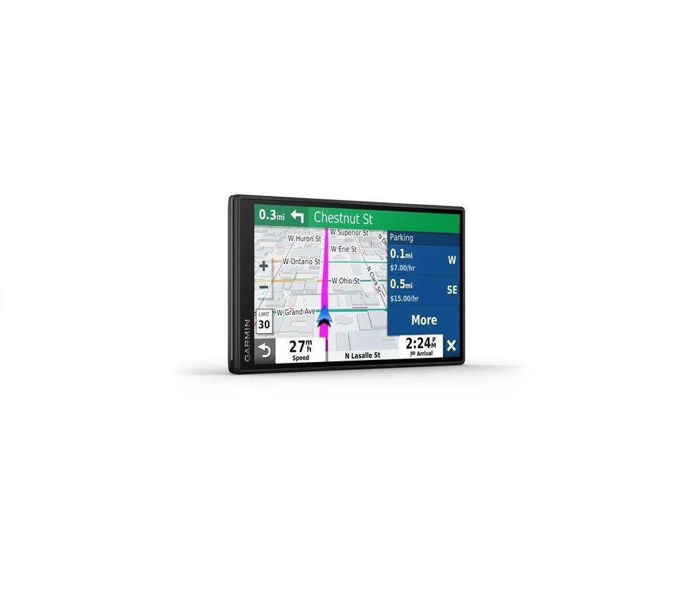 Garmin DriveSmart 55 RUS MT - отзывы
